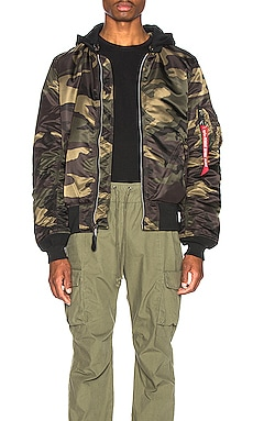 MA-1 Natus ALPHA INDUSTRIES $165 베스트 셀러