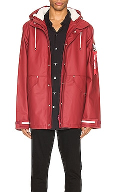 x Stutterheim ECWCS Jacket ALPHA INDUSTRIES $475
