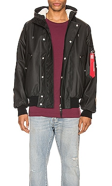x Stutterheim N2-B Jacket ALPHA INDUSTRIES $525