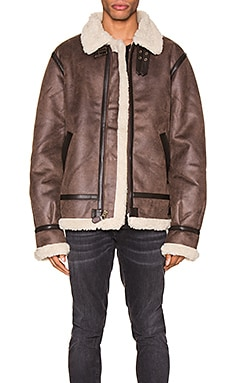 CHAQUETA B-3 SHERPA ALPHA INDUSTRIES $195