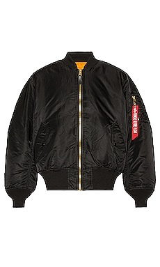 CHAQUETA MA-1 ALPHA INDUSTRIES $160