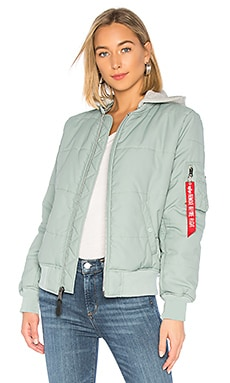 MA-1 NATUS 자켓 ALPHA INDUSTRIES $126