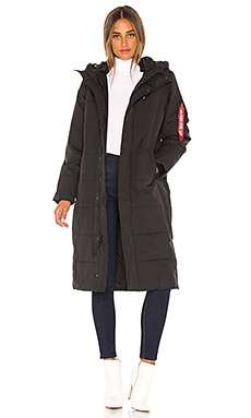 Sierra Primaloft Parka ALPHA INDUSTRIES $300 BEST SELLER