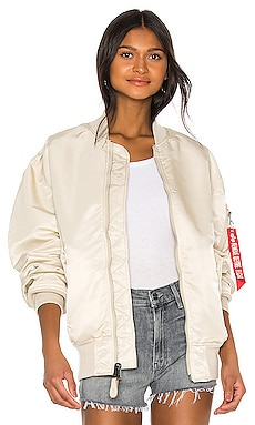 L-2B Loose Flight Jacket ALPHA INDUSTRIES $150