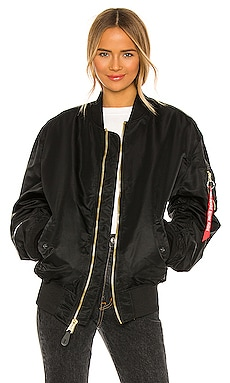 CHAQUETA L-2B ALPHA INDUSTRIES $150