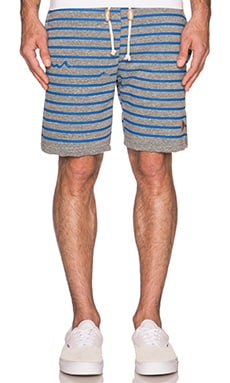 SHORT MOLLETON JAMES STRIPE