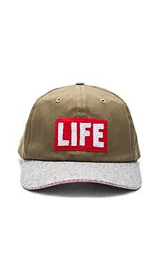 x LIFE Hat