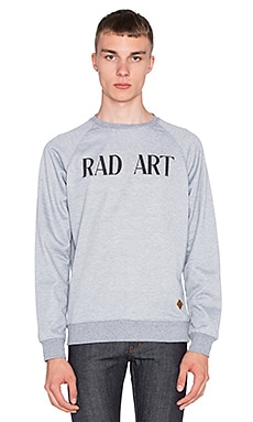 Altru Rad Art Fleece in Triblend