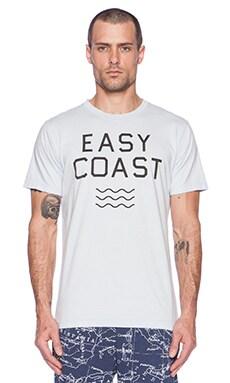 Altru Easy Coast Tee in Light Blue