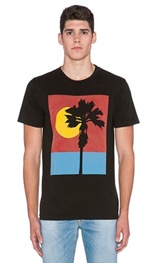 T-SHIRT GRAPHIQUE ENDLESS PALM