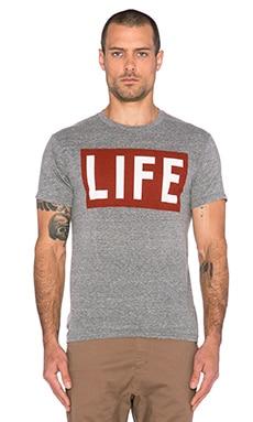 T-SHIRT GRAPHIQUE LIFE