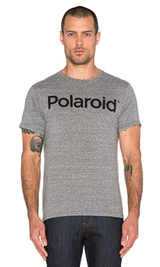 T-SHIRT GRAPHIQUE POLAROID