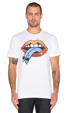 T-SHIRT GRAPHIQUE LIPS