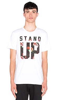 T-SHIRT GRAPHIQUE SU2C X REVOLVE STAND UP FLORAL