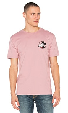 Altru Mickey Rat Classic Tee in Dusty Rose
