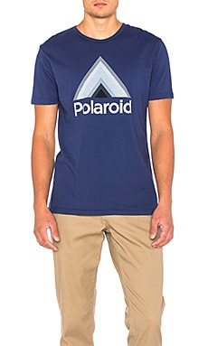 CAMISETA X POLAROID TRIANGLE