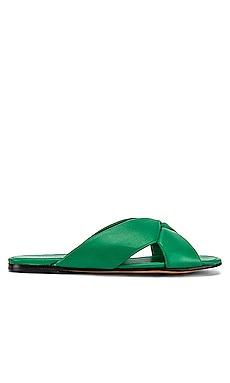 Turban Slide Sandal ALUMNAE $270