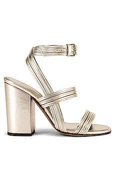 Stitched Mignon Block Heel ALUMNAE $298