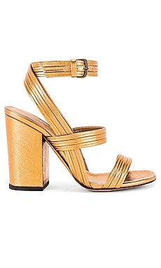 Stitched Mignon Block Heel ALUMNAE $357