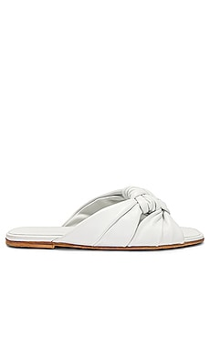Windsor Knot Slide Sandal ALUMNAE $144