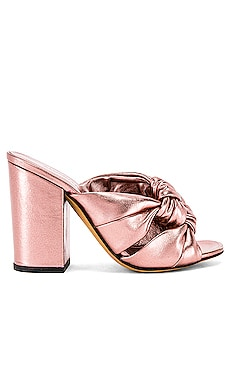 Windsor Knot Block Heel ALUMNAE $595