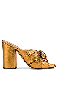 Windsor Knot Block Heel ALUMNAE $233