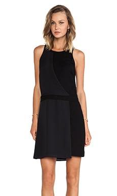 A.L.C. Evans Dress in Black