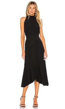 ROBE MI-LONGUE RENZO A.L.C. $595 BEST SELLER