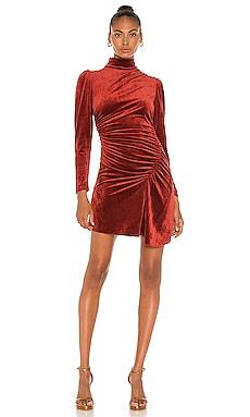 Мини платье marcel - A.L.C. фото
