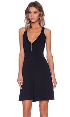 A.L.C. Anabel Dress in Black