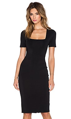 A.L.C. Williams Dress in Black