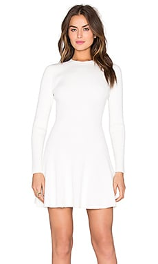 Miriam Dress in White