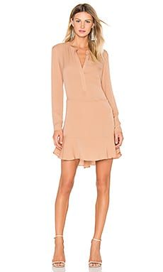 A.L.C. Montana Dress in Camel