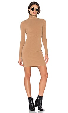 Norris Dress in Nude