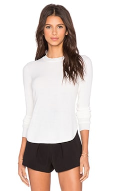 A.L.C. Jayne Sweater in White