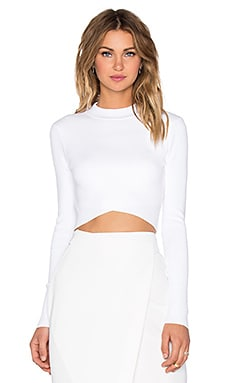 Ford Sweater in White