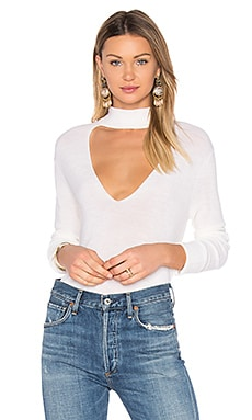 Caro Sweater in White