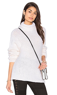 Noah Sweater in White