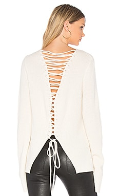 Markell Sweater in White