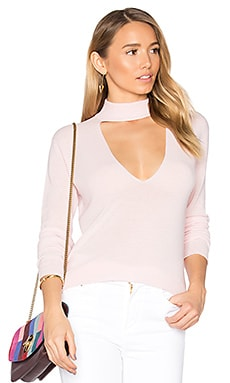Caro Sweater in Petal Pink
