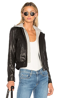 Edison Leather Jacket