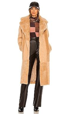 Stanford Faux Fur Coat A.L.C. $695