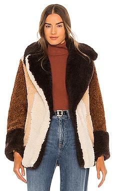 Stefan Faux Fur Coat A.L.C. $595