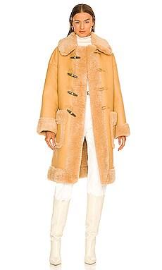Brunswick Faux Fur Coat A.L.C. $695 NEW