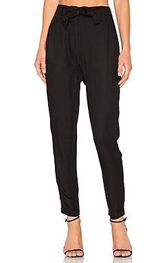 Ansel Pants in Black