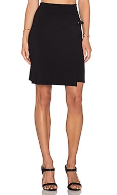 A.L.C. Sydney Skirt in Black