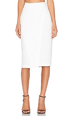 A.L.C. Daniels Skirt in White