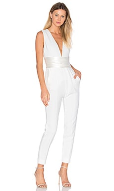 Beni Jumpsuit in Eggshell
