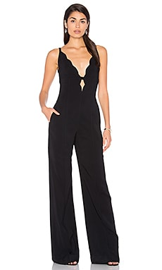 Mia Jumpsuit in Black