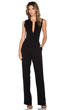 A.L.C. Andrea Jumpsuit in Black